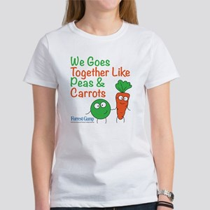 Peas And Carrots Women's T-Shirt
