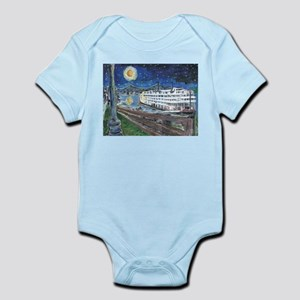 Mississippi Riverboat Body Suit