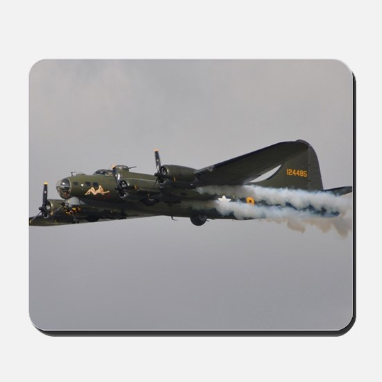 B-17G Flying Fortress Mousepad