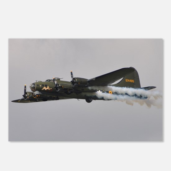 B-17G Flying Fortress Postcards (Package of 8)