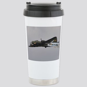 B-17G Flying Fortress Stainless Steel Travel Mug
