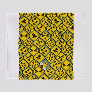 To Bee or Not to Bee Throw Blanket