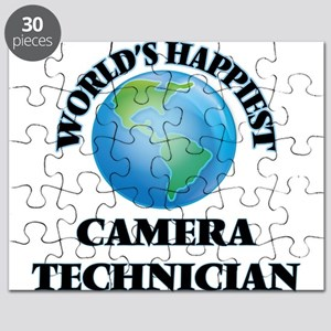 World's Happiest Camera Technician Puzzle