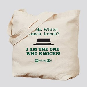 Breaking Bad Knock Knock Joke Tote Bag