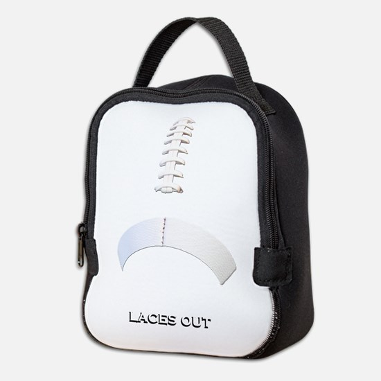 Laces Out... Neoprene Lunch Bag