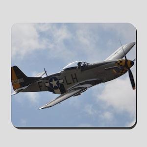 P-51D Mustang Mousepad