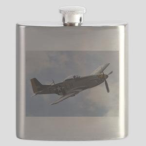 P-51D Mustang Flask