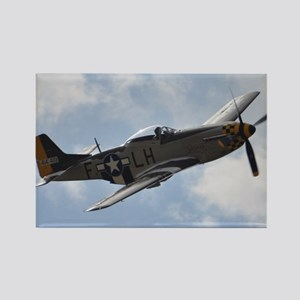 P-51D Mustang Magnets