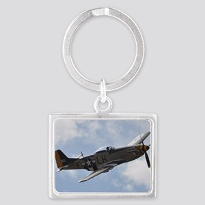 P-51D Mustang Keychains