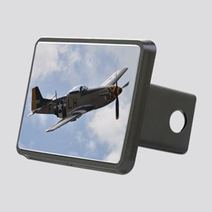P-51D Mustang Rectangular Hitch Cover
