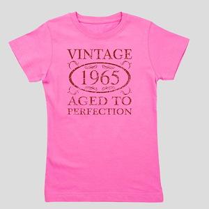 Vintage 1965 Girl's Tee