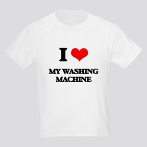 I love My Washing Machine T-Shirt