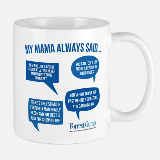 Mama Always Said Mugs