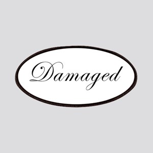 Damaged Patches