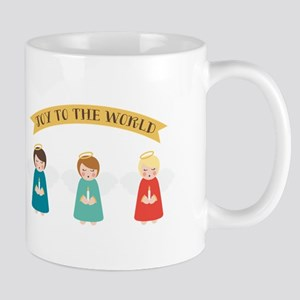 Joy To The World Mugs
