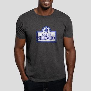 Calle Silencio, Granada - Spain Dark T-Shirt
