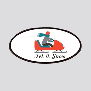 Let It Snow Patches