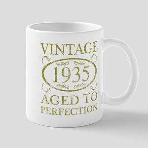 Vintage 1935 Mugs