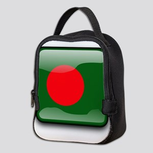 Flag of Bangladesh Neoprene Lunch Bag