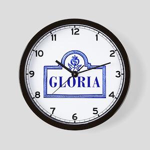 Gloria, Granada - Spain Wall Clock