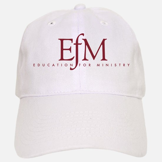 EfM Logo Baseball Baseball Baseball Cap