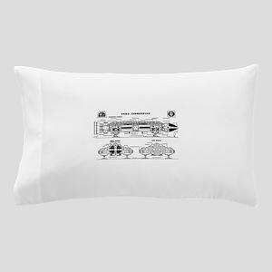 Space: 1999 - Eagle Transporter Pillow Case