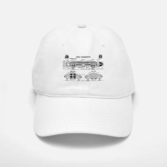 Space: 1999 - Eagle Transporter Baseball Baseball Cap