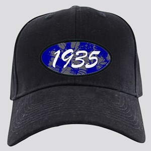 1935 Birth Year Black Cap