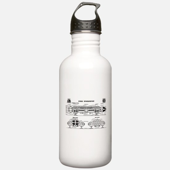 Space: 1999 - Eagle Tr Water Bottle
