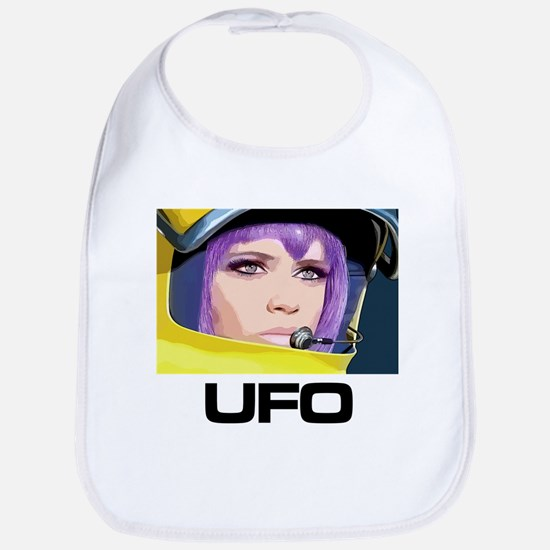 Moonbase Girl UFO SHADO Bib