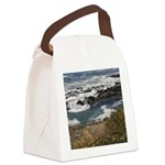 Seal Rock Canvas Lunch Bag
