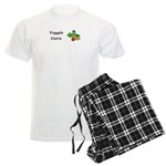 Veggie Guru Men's Light Pajamas