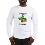 Veggie Guru Long Sleeve T-Shirt