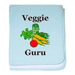 Veggie Guru baby blanket