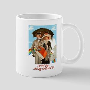 LesbianCoupleFunny Mugs