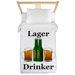 Lager Drinker Twin Duvet