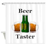 Beer Taster Shower Curtain