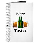 Beer Taster Journal