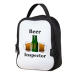Beer Inspector Neoprene Lunch Bag