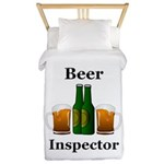 Beer Inspector Twin Duvet