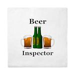 Beer Inspector Queen Duvet