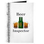 Beer Inspector Journal