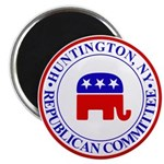 Huntington Gop Magnets