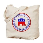 Huntington Gop Tote Bag