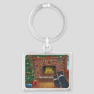 Santa Watch Keychains