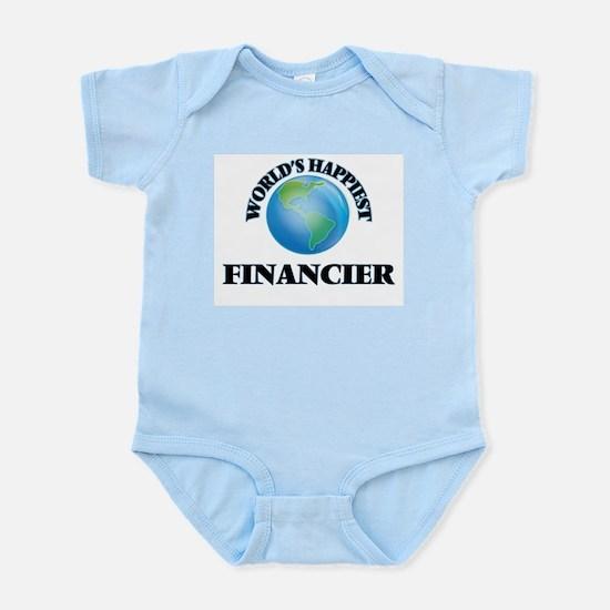 World's Happiest Financier Body Suit