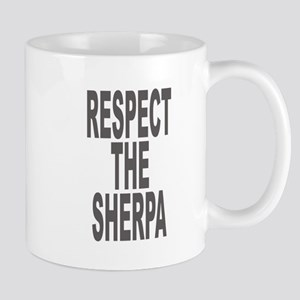 Respect The Sherpa Large Mugs