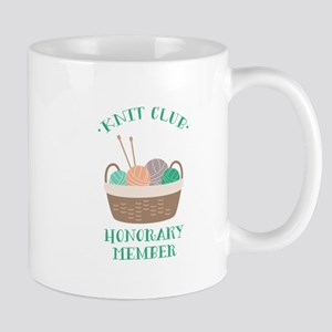 Knit Club Mugs