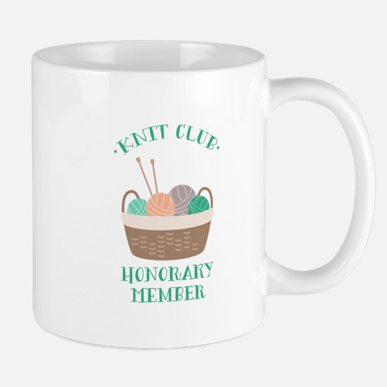 Knit Club Mugs