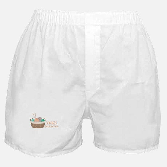 Yarn Collector Boxer Shorts